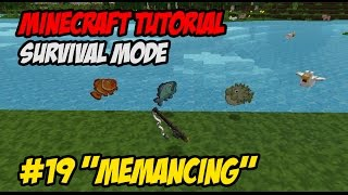 "Tutorial Minecraft Survival Indonesian E19 ~ ""Memancing"""