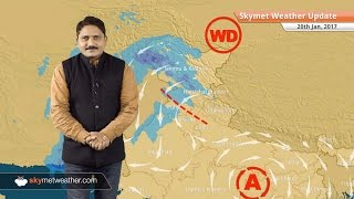 Weather Forecast for Jan 20: Cold weather in Haryana, Delhi, Punjab, Fog in North India