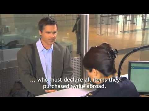 What to expect when arriving in the U.S. - U.S. Customs and Border Protection video