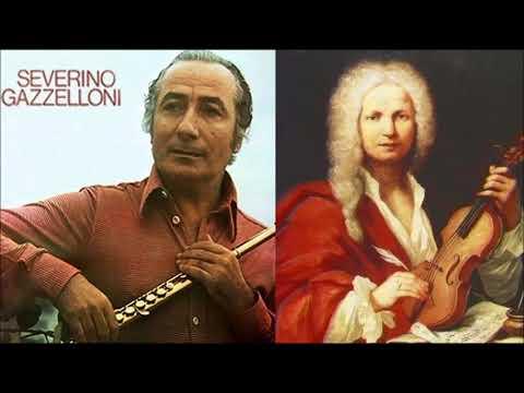 Antonio Vivaldi Flute Concerto in C minor, Rv 441