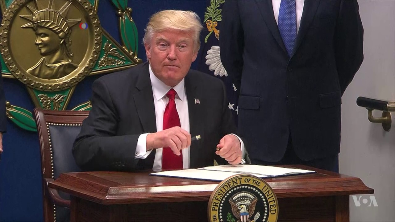 Presidential Authority At Heart Of Travel Ban Legal Challenge