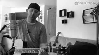 Gary Allan - You without me (Derek Cate acoustic cover)