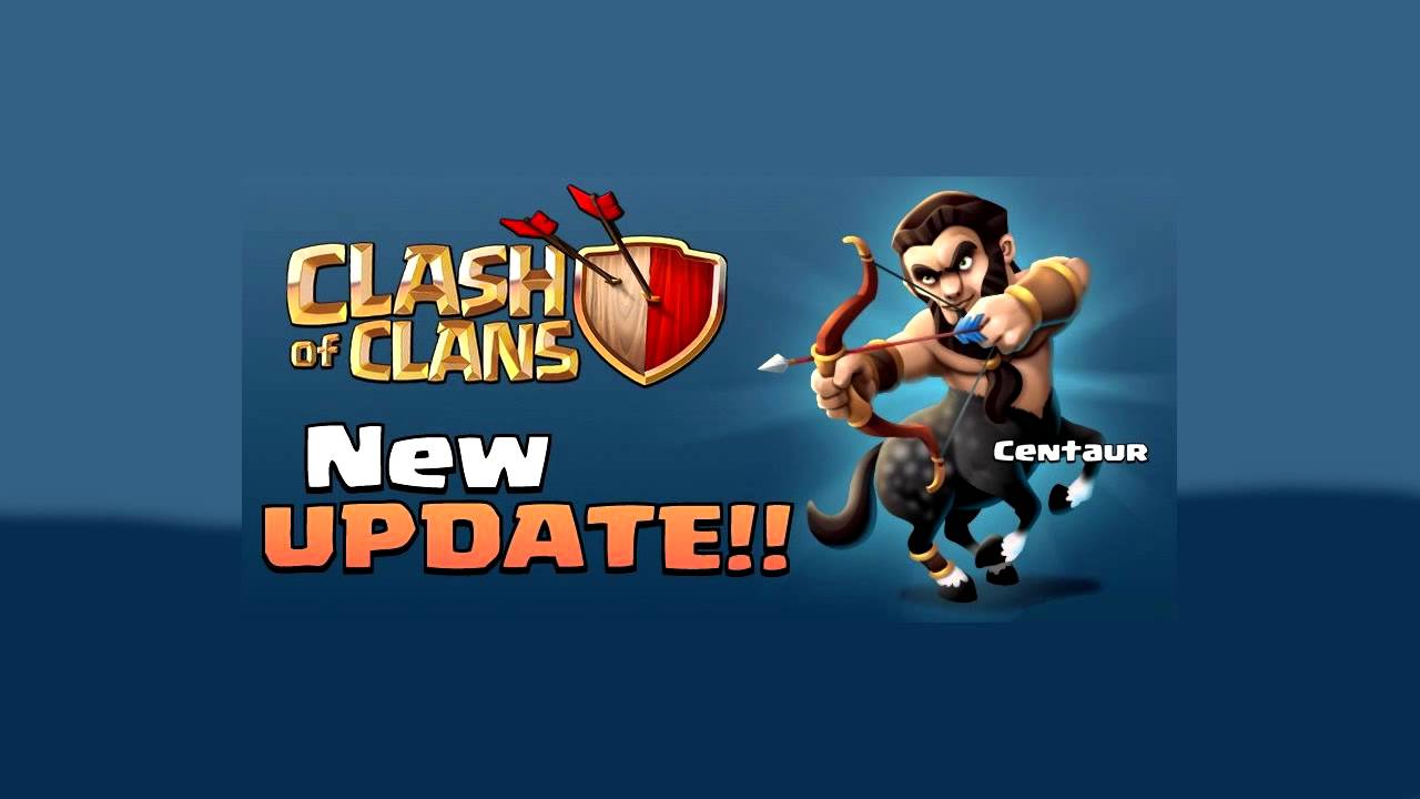 Clash of Clans - NEW TROOP?! - CENTAUR! - Rumored Troops ...