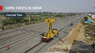 Dedicated Freight Corridors in India