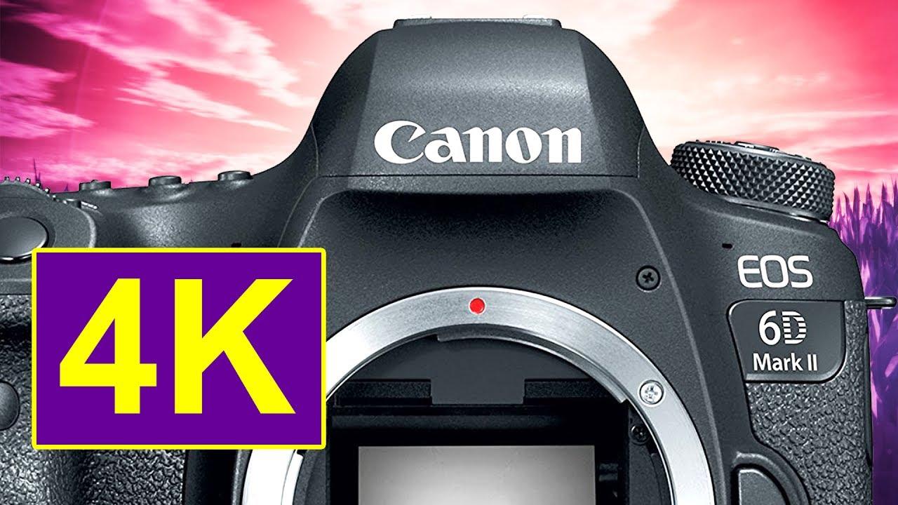 Canon 6D Mark II - Secret 4K Video Hack for the 6D2