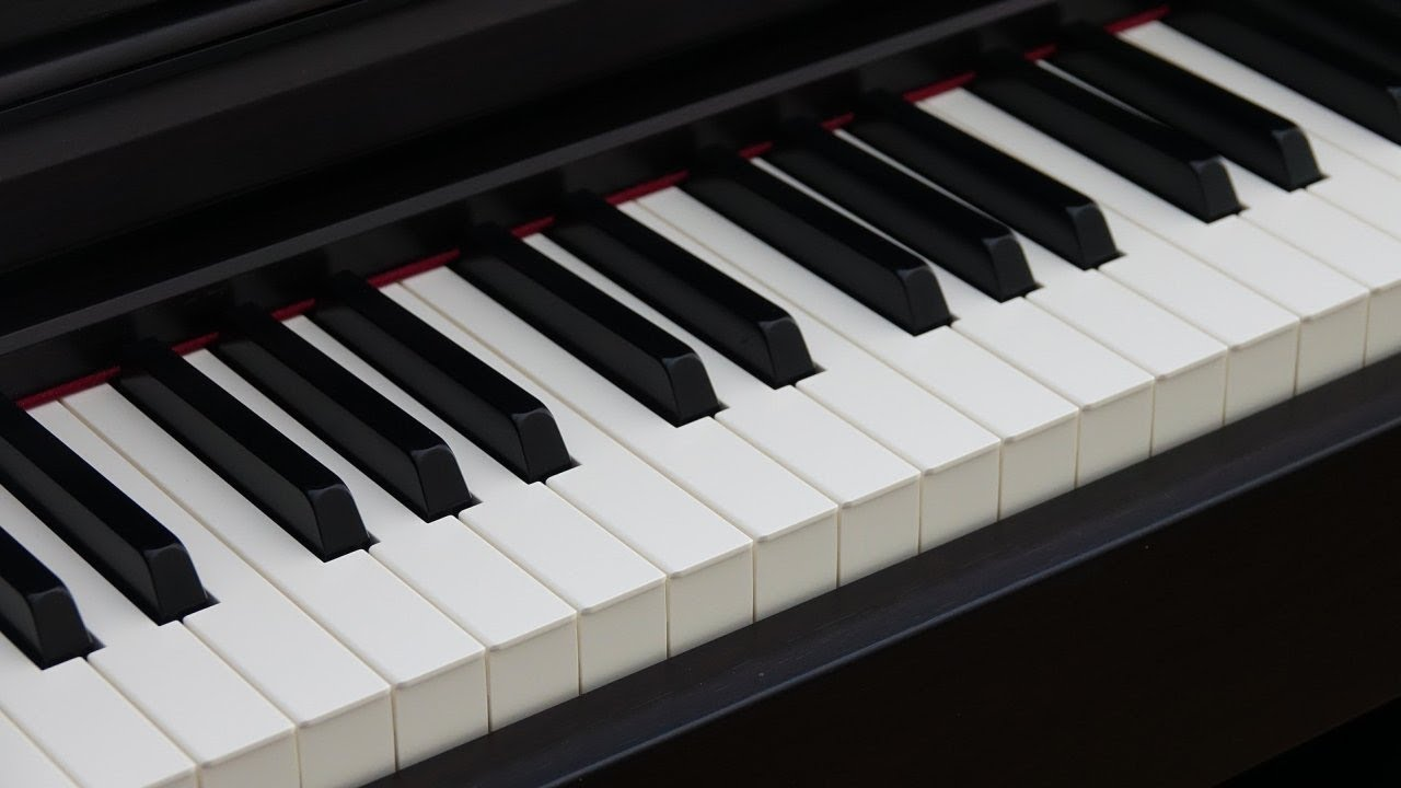 blind test digital piano comparison yamaha vs casio vs roland youtube. Black Bedroom Furniture Sets. Home Design Ideas