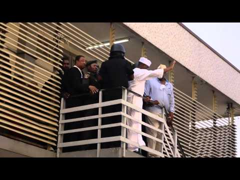 Abacha's Killer CSO Hamza Al Mustapha After He Was Sentenced To Death