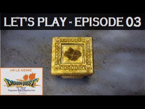 Generate [FR] Dragon Quest VII - EP.03 - Le sanctuaire de l'éveil Pics