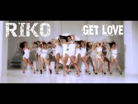 "RIKO ""РИХАРД МАНИДИС""  - GET LOVE NEW (COVER)"