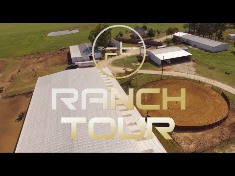 EXCLUSIVE TOUR OF MY RANCH!!!