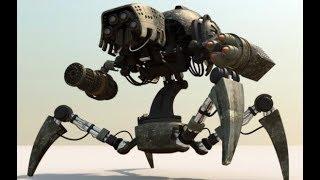 Киев собрался отправить в Донбасс боевого робота