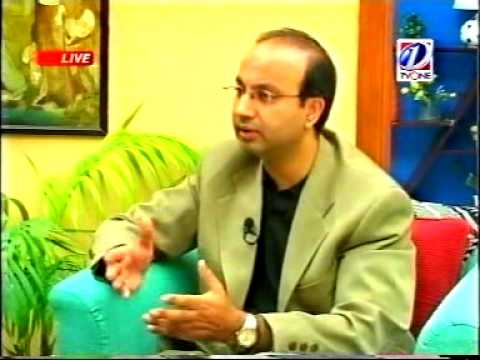 Dr Azim on TV 1 (P4)