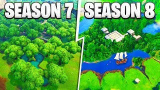 ALL Fortnite LIVE EVENTS in One video! (Fortnite Season 1-8)