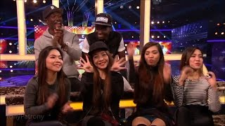 The Xtra Factor UK 2015 Live Shows Week 4 Fun with 4th Impact and RNB Full