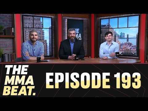 The MMA Beat: Episode 193