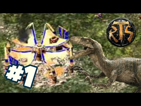 My Raptors Are Down! | Rex Tribal Society - Ep. 1