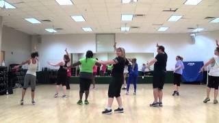 Dance fitness.  walk like an egyptian Kairo Remix-Wilman De Jesus
