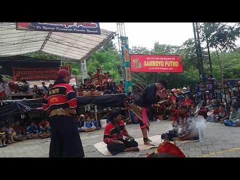Samboyo putro lagu beribu bintang live wisata BDI