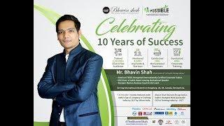 Award Winning Motivational Speaker | International Corporate Trainer - Mr. Bhavin Shah
