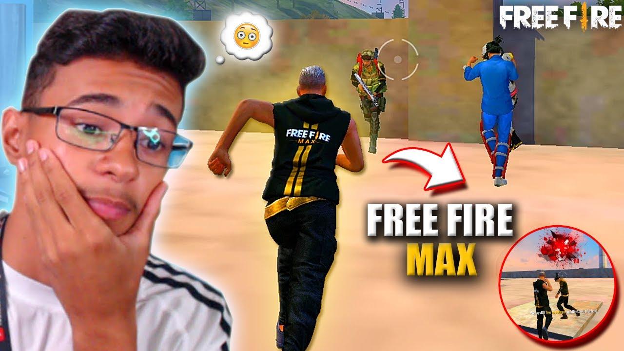 MUDOU? CAÍ NA FACTORY DO FREE FIRE MAX 4.0