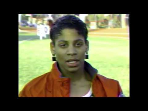 Dawn Sowell Profile - 100m Champion - 1989 USA TAC Chamionships
