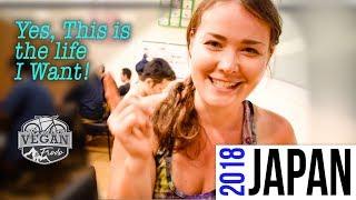 Japan TVandF Interview - Hardest thing, first bike, next trip, maps, kms, YouTube