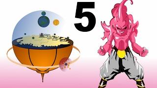 Reinos y Jerarquías - Los demonios Mágicos - Dragon ball Super / Z