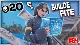 PRO du BUILDE FITE... J'ai STEP UP en NO SCOPE | Best Of Live Fortnite #84