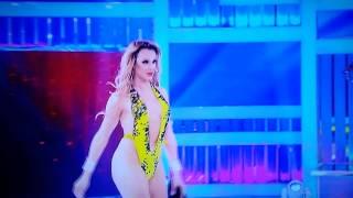 Stripperella programa Silvio Santos