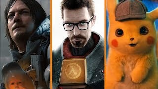 Death Stranding In Polishing Phase + Valve Making Half-Life VR Game? + New Detective Pikachu Trailer