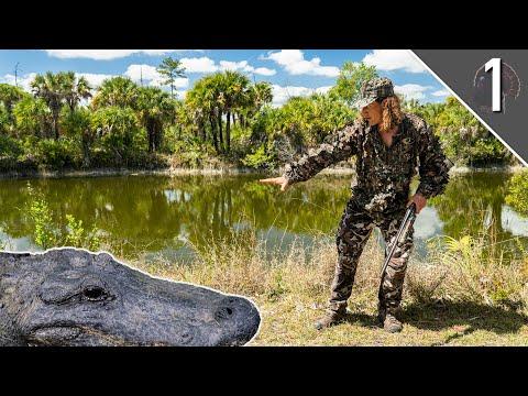 2021 TURKEY TOUR KICKOFF! – Gators in Camp! | Hunting Osceola's on Florida Public Land