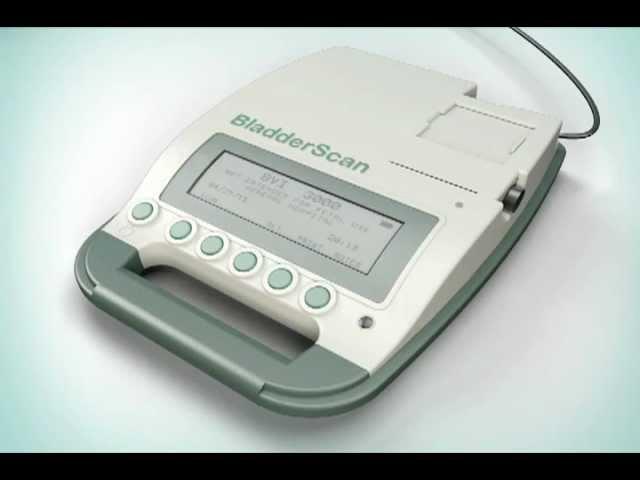 BladderScan BVI-3000 Video Tutorial