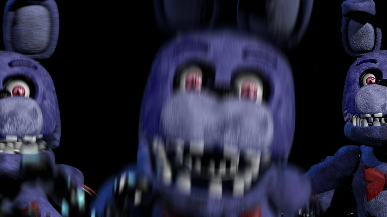 Bonnie Attacks With A Face Vol 2 Youtube
