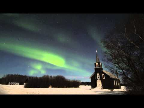 Aurora Borealis in Hudson Bay, Saskatchewan, March 1/ 2, 2015