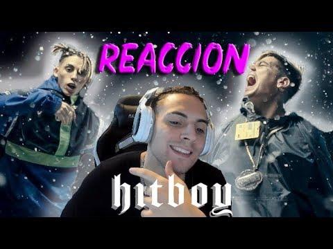 REACCIÓN HITBOY - DUKI x KHEA