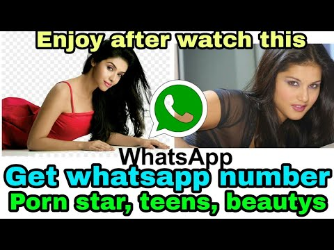 Phone Number Of Porn, Bollywood, Hollywood, Stars. Chatting, Video Calling By Whatsapp