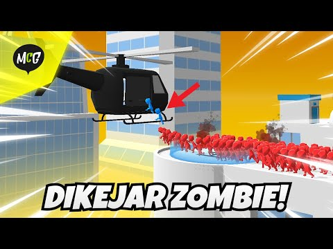 Dikejar Ratusan Zombie! - Z Escape