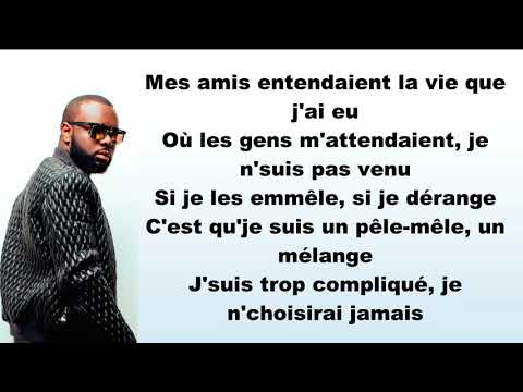 Maître Gims Ft. Vianney ~ La Même ~ Lyrics Acoustique