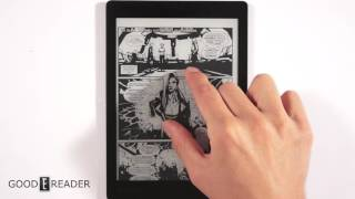 Kobo Aura De Un Cómic De Lectura