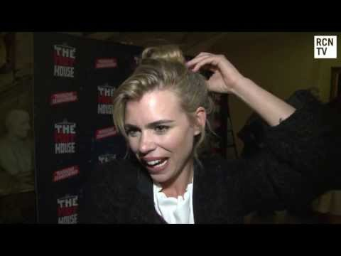 Billie Piper Interview - Doctor Who 50th, Theatre, Family, Acting & Fans