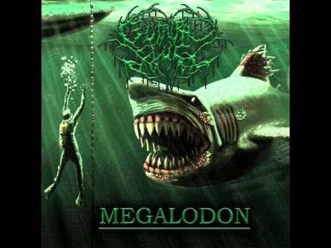 Guttural Slug - Megalodon (full album 2013).wmv