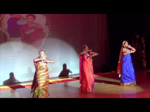 NKK of South Florida - NandaDeepa - Sthree - Fashion Show Tribute to Kannada Actresses