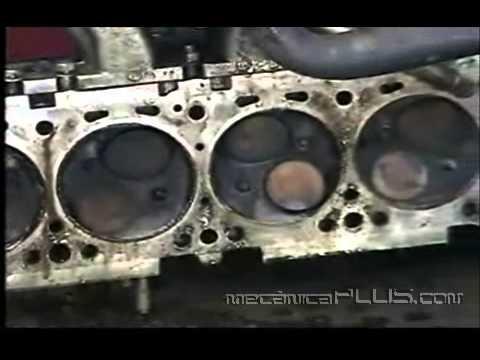 Ajuste de Motor NISSAN 2.4 1a parte - Quitando el múltiple ...