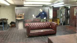 Springvale Leather, Sofas, Suites & Chairs Manufacturing Video
