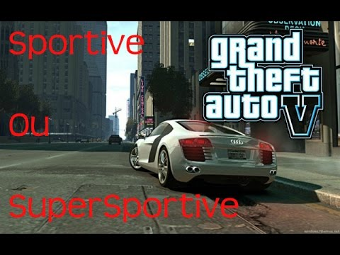 voiture sportive ou supersportive cache dans gta 5