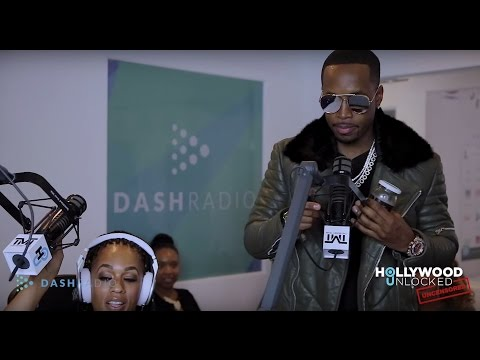 Safaree talks Nicki Minaj break up & rubs Melyssa down on Hollywood Unlocked [UNCENSORED] Interview