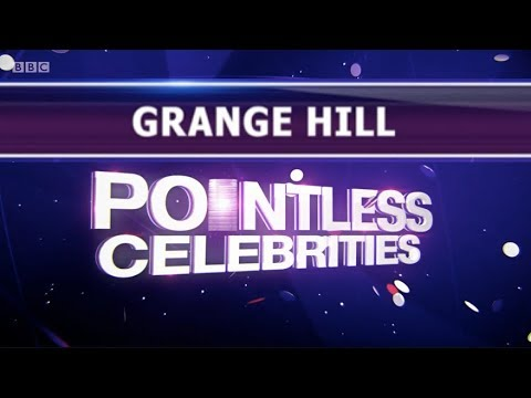Pointless Celebrities, S11 E3. Grange Hill Edition. Tucker, Fay, Claire, Zammo, Roland, Fiona....