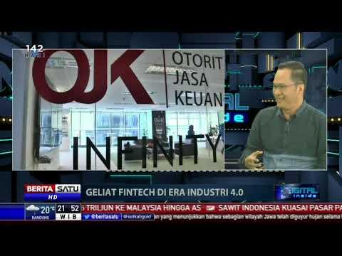 Digital Inside: Geliat Fintech di Era Industri 4.0 # 2