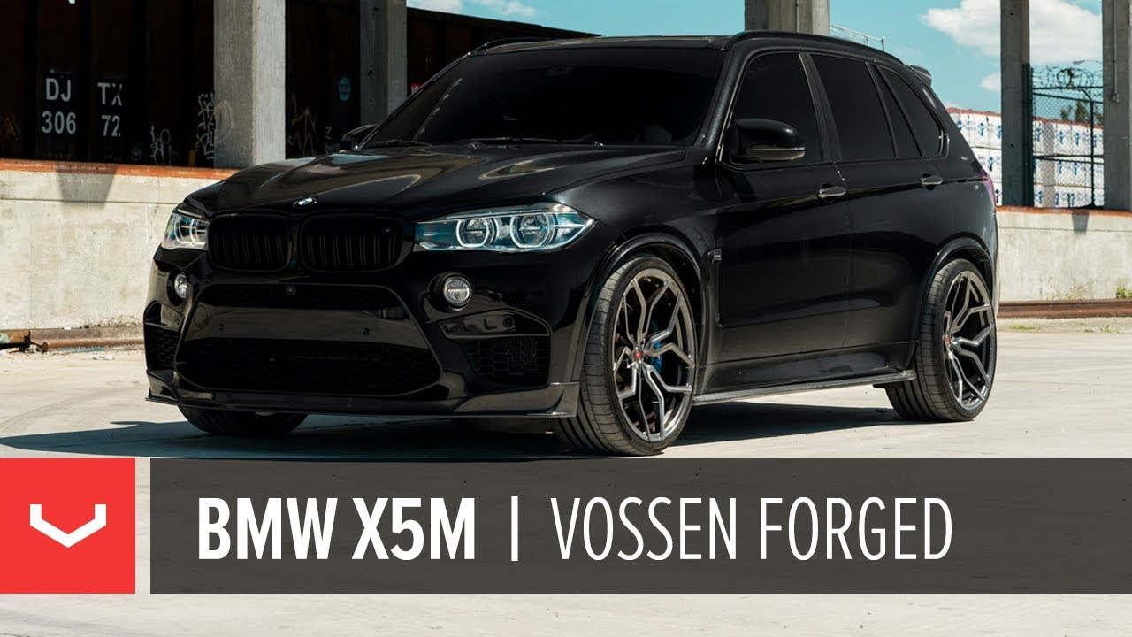 Bmw X5 M Quot Lord Mcdonnell S Daily Quot Vossen Forged Hc 3