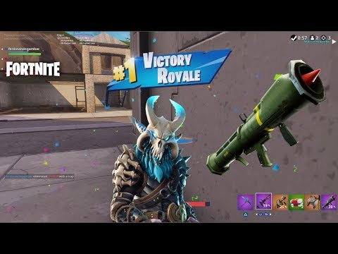 RAGNAROK With NEW Mask WINS His First Game On NEW Fortnite Game Mode ADDED Today!